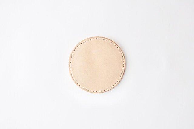 Circle coin case / コインケース (ri-001)の画像1枚目