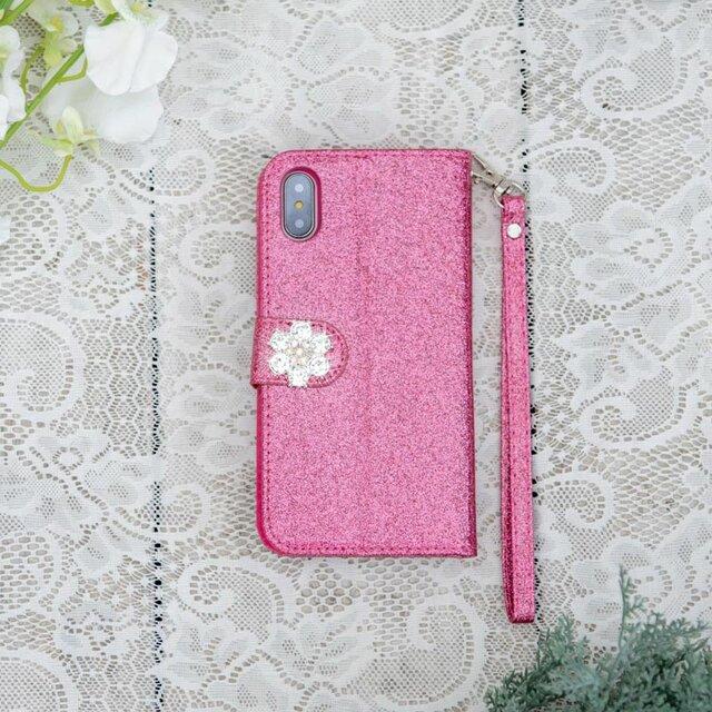 北欧 携帯カバー スマホケース 手帳型 iphone ケース iPhoneX/XS/XR/XS MAX /の画像1枚目