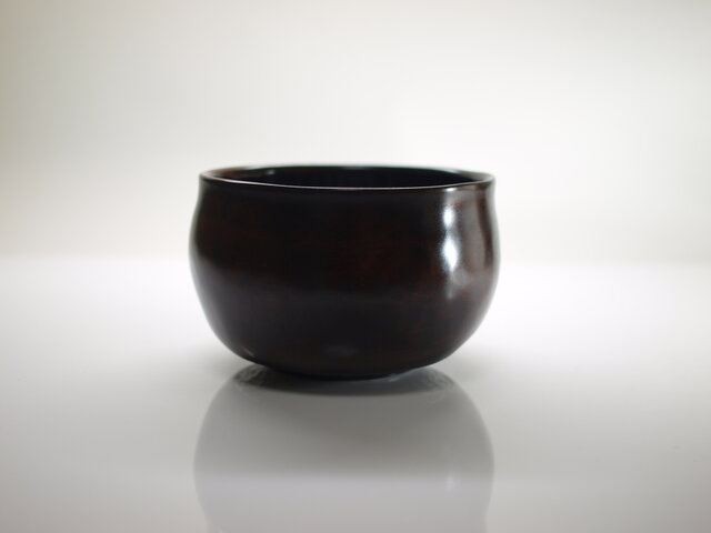 塩筍形茶椀「鬱金香」の画像1枚目