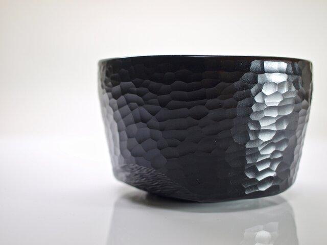 半筒形茶椀「隅切り」の画像1枚目