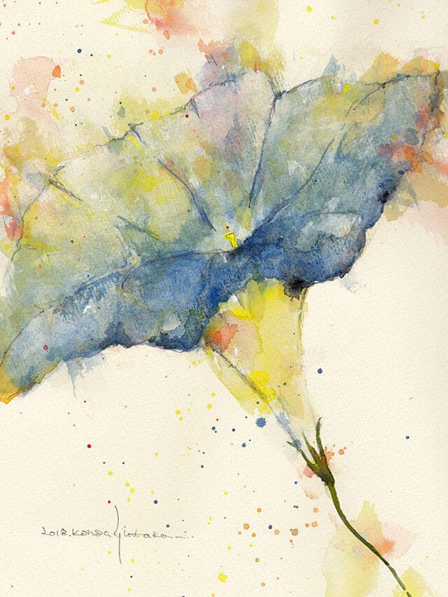 Flower 8 (額縁付き)の画像1枚目