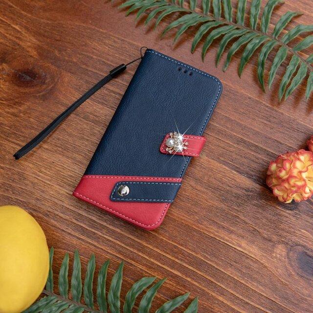スマホケース 携帯カバー  手帳型 北欧 iphone ケース iPhoneX/XS/XR/XS MAX 贈り物の画像1枚目