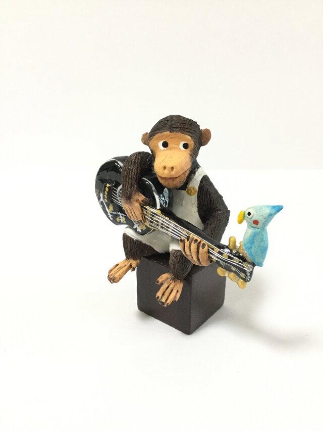 モンキーギターの画像1枚目