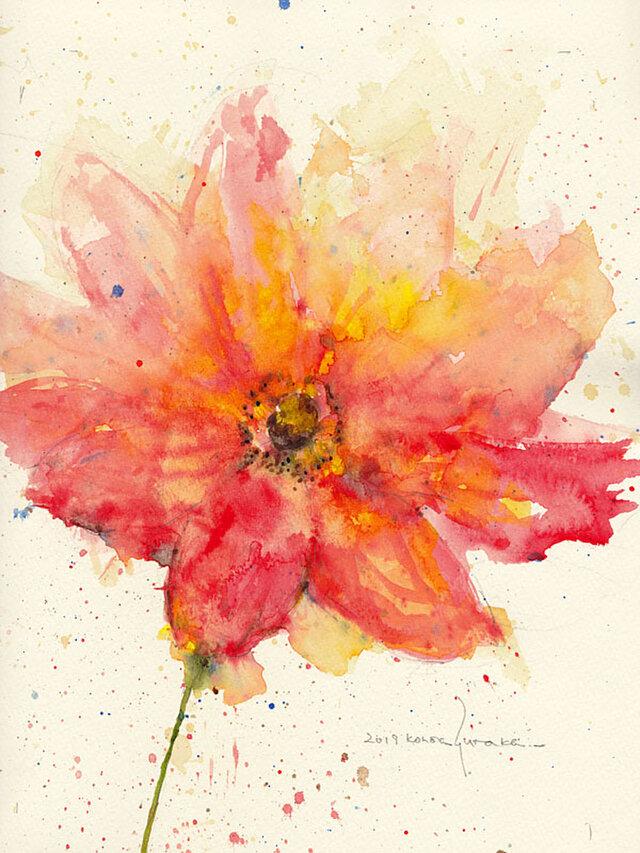 Flower 13 (額縁付き)の画像1枚目