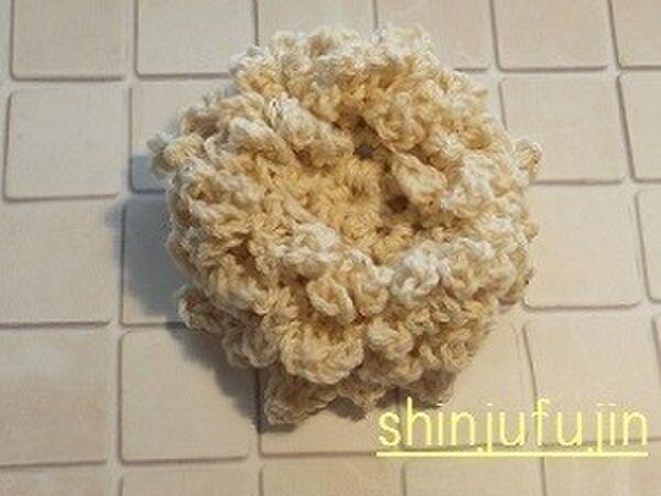 【Sold】お花畑のコサージュ26の画像1枚目