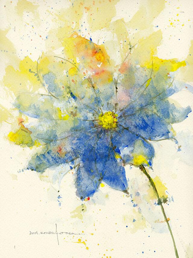 Flower 14 (額縁付き)の画像1枚目