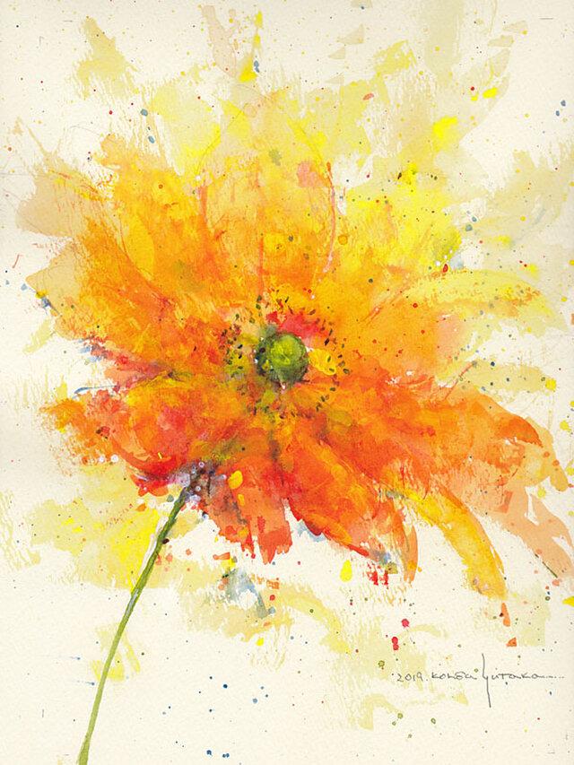Flower 15 (額縁付き)の画像1枚目