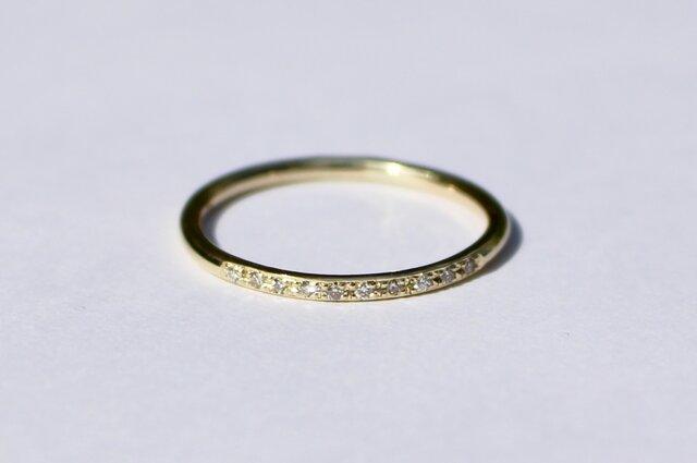 10 Piece Diamonds Ringの画像1枚目