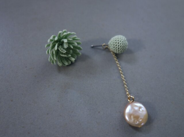 ohana & coin pearlの画像1枚目