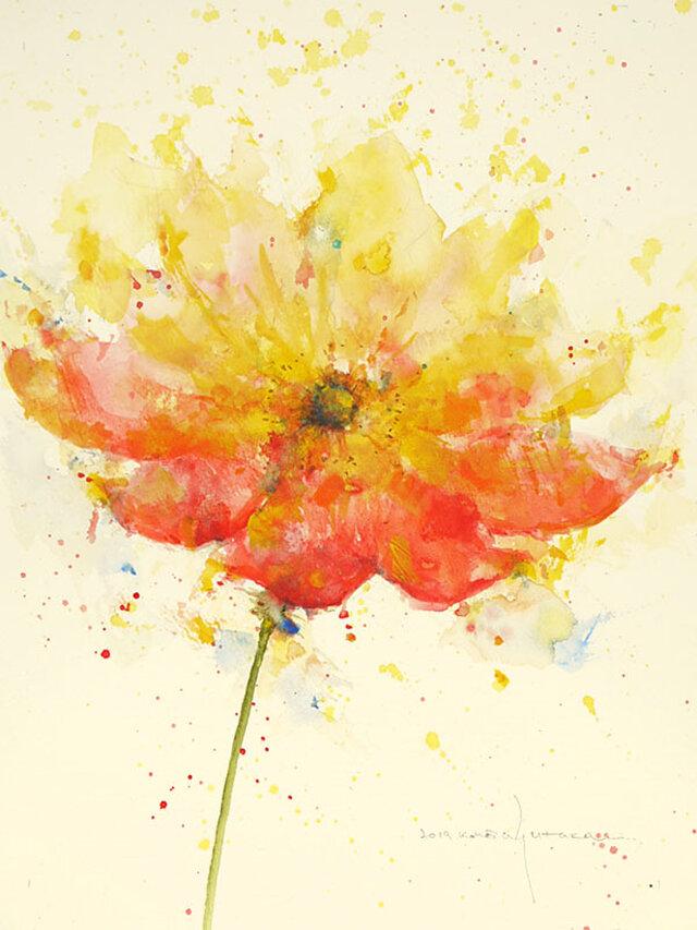 Flower 20 (額縁付き)の画像1枚目