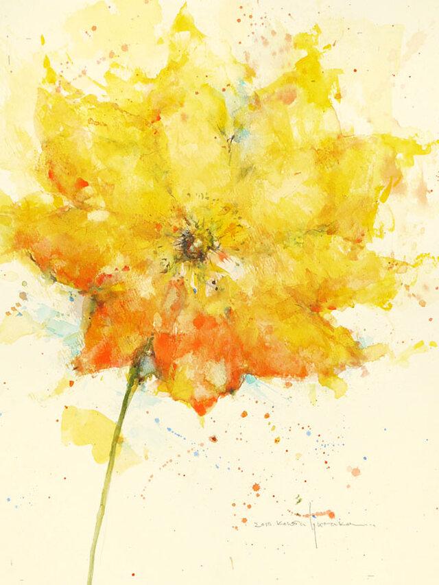 Flower 21 (額縁付き)の画像1枚目