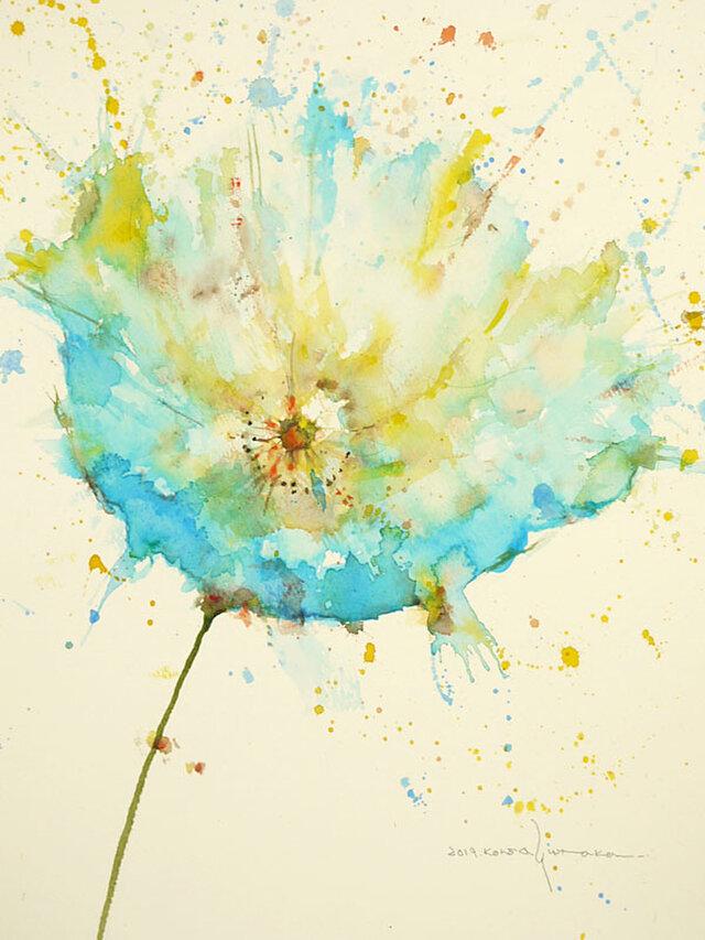 Flower 22 (額縁付き)の画像1枚目