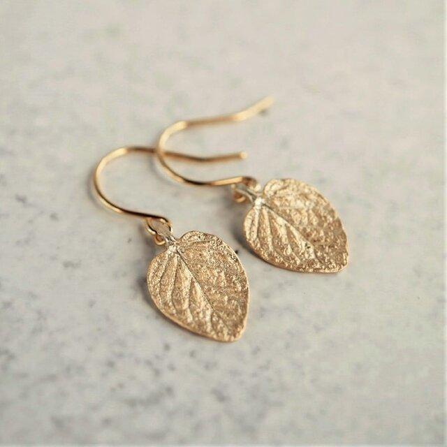 Marjoram earrings {EP061K10}の画像1枚目