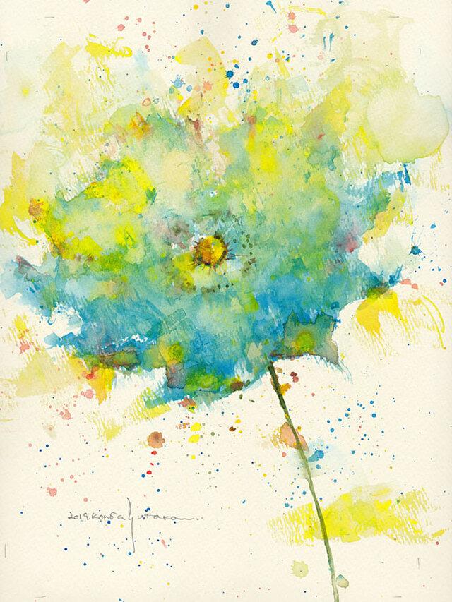 Flower 23 (額縁付き)の画像1枚目