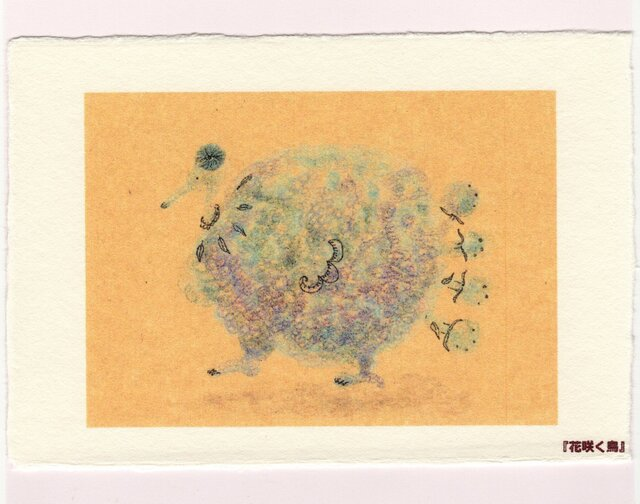 23.『花咲く鳥』(4枚セット)の画像1枚目