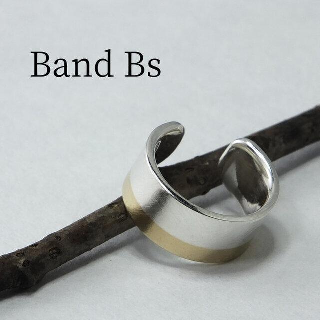 Cuff Band w6 C -銅帯のイヤーカフ幅6の画像1枚目