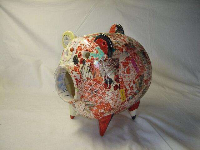 蚊遣り豚の画像1枚目