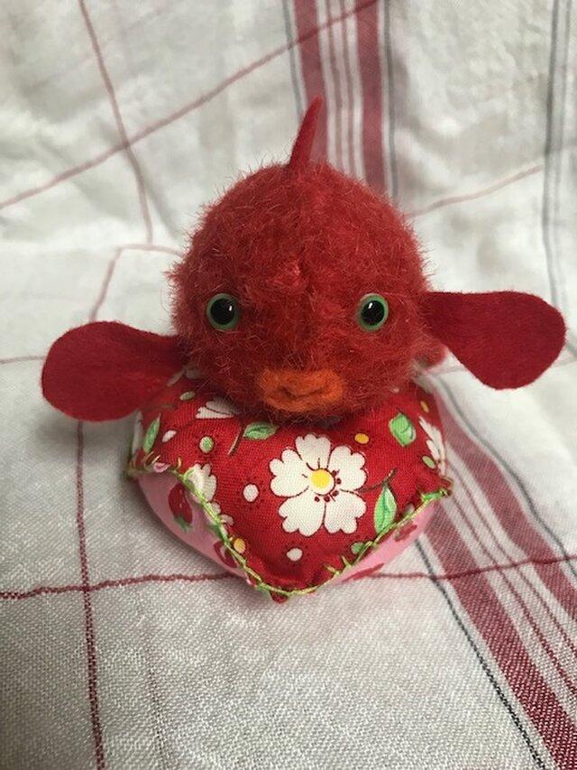 金魚ちゃん(赤)の画像1枚目