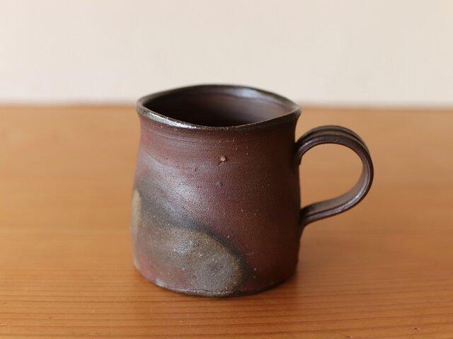備前焼 コーヒーカップ c3-055の画像1枚目