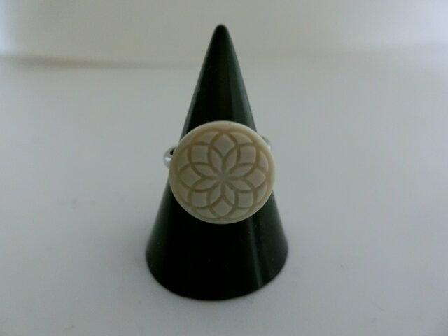 ミラクル桐谷magicの神秘的パワーを秘めた指輪の画像1枚目