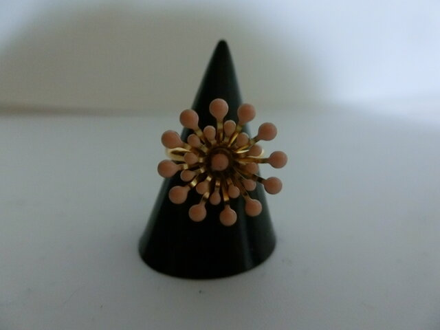 頼もしい桐谷さんのミラクルパワーを引き寄せる指輪の画像1枚目