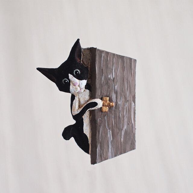 新しい扉  ハチワレ(ボックス付き)の画像1枚目