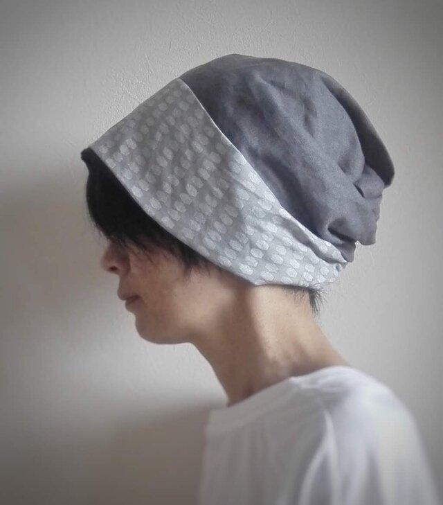 ターバンな帽子 リトム 送料無料の画像1枚目