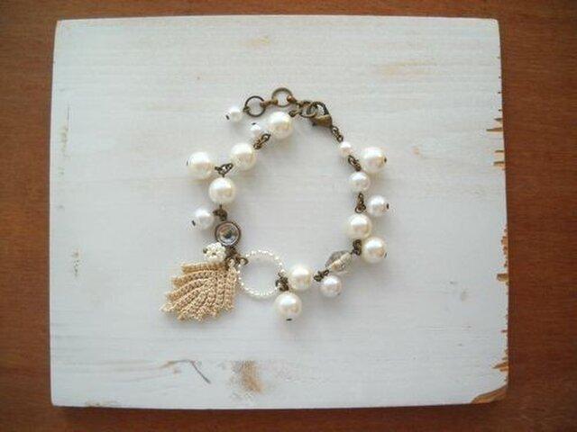 Pearl Mix Braceletの画像1枚目