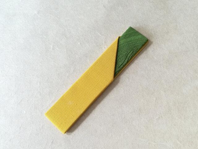 楊枝入れ 百六八号:茶道小物の一つ、菓子切鞘の画像1枚目