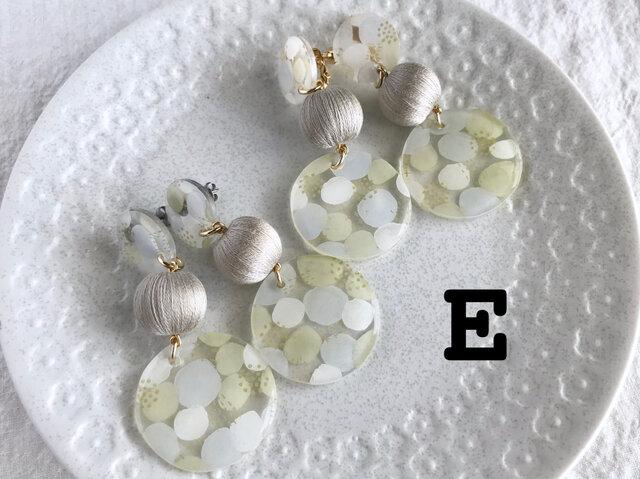 pico耳飾り・E・イヤリングの画像1枚目