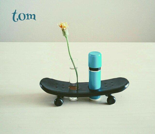 SK8-(花+印)の画像1枚目