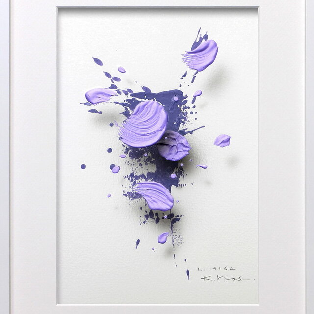 浮遊する筆触 【Layer 19162】 32 x 25 cmの画像1枚目