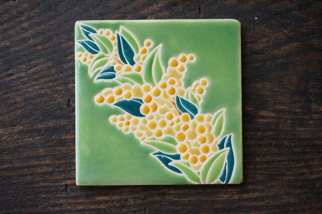 リースのひとかけら(ミモザ)Mimosaの画像1枚目