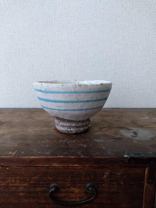 粉引き 飯碗の画像1枚目