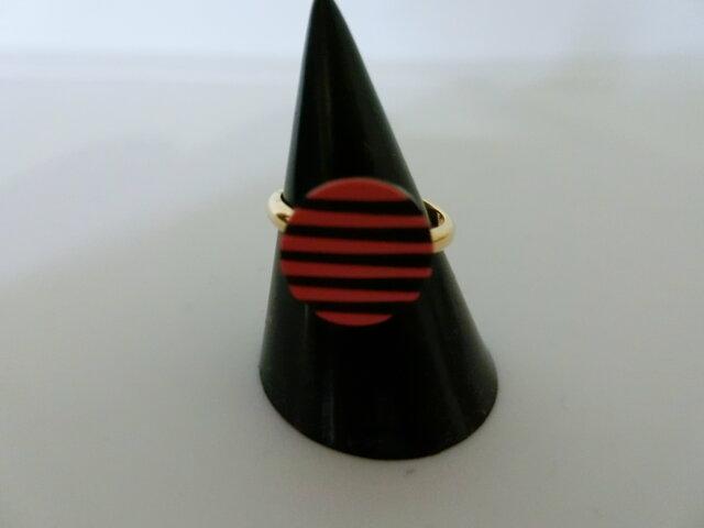 華やかハッピーオーラ桐谷さんの彩りのある指輪の画像1枚目