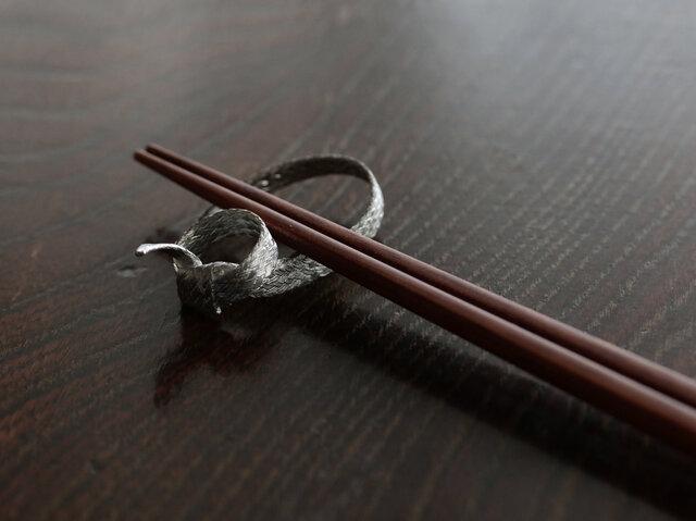 KITSU-Q 箸おき5客の画像1枚目