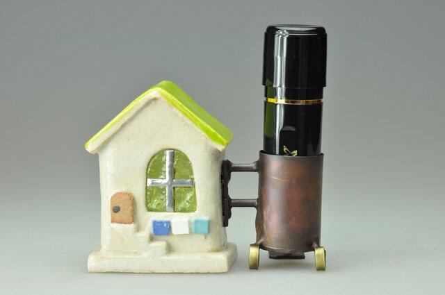 小さな家のハンコ立て (192)の画像1枚目