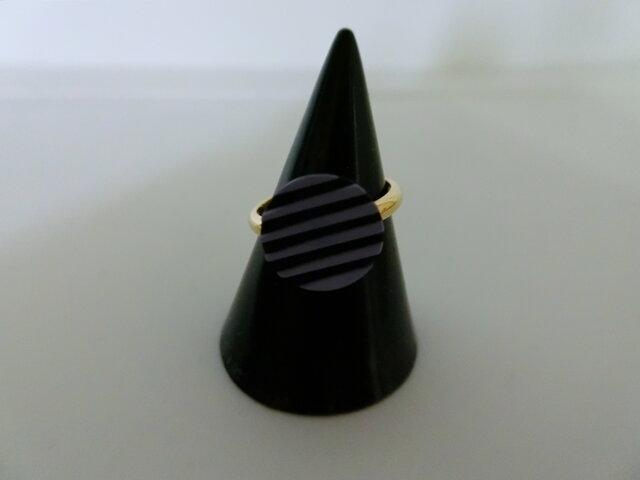 桐谷オーラが神々しい!桐谷プレミアム見とれる指輪の画像1枚目