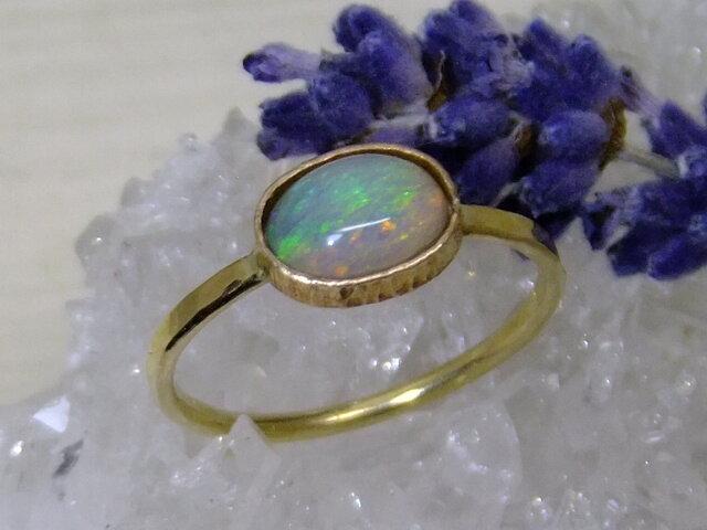 opal*14kgf ringの画像1枚目