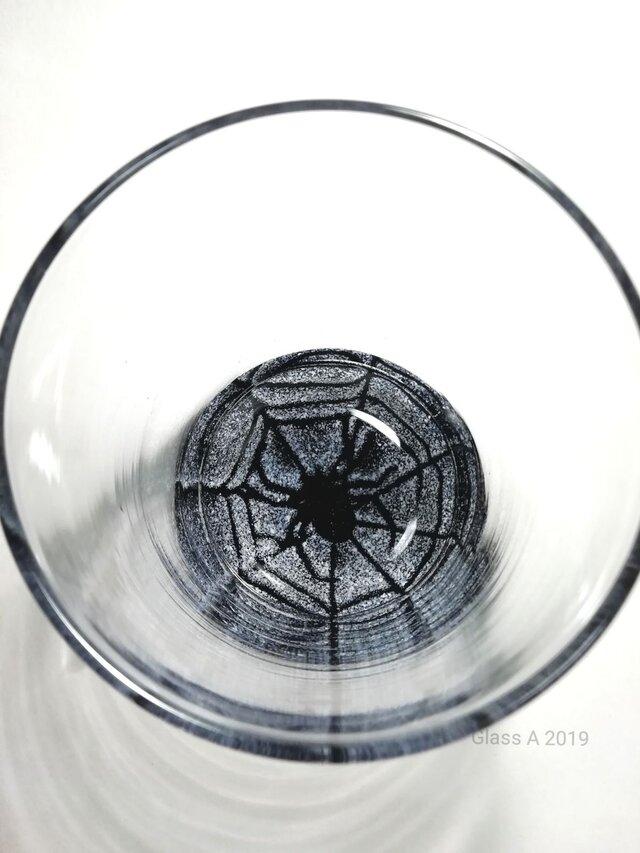 クモロックグラス(黒)の画像1枚目