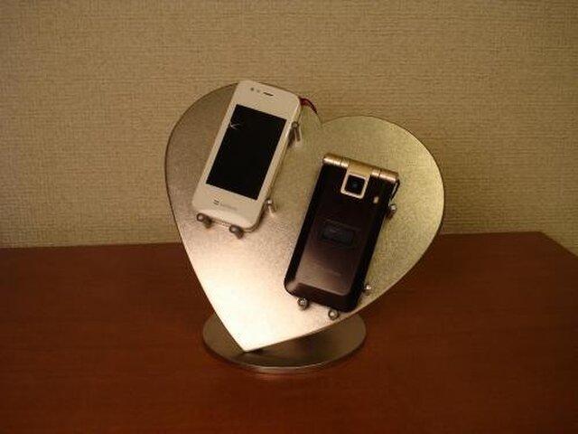 夫婦orカップル携帯電話スタンドの画像1枚目