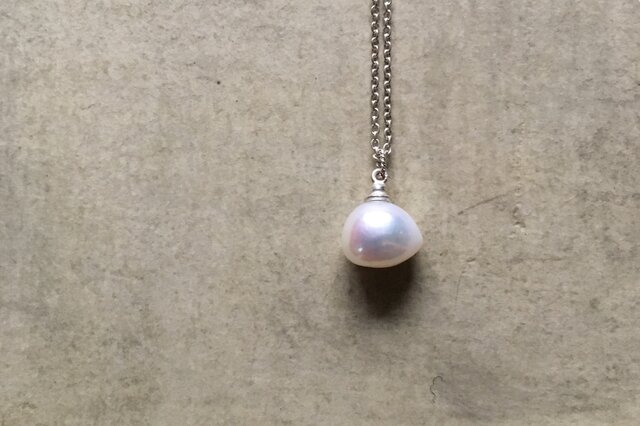 Pearl necklaceの画像1枚目