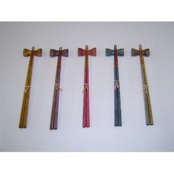 草木染め箸(特許取得商品)の画像1枚目