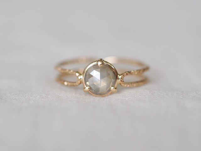 Moonlight Diamond Ringの画像1枚目