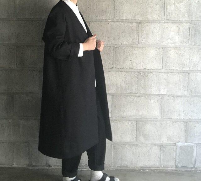 【受注製作】Coat(裏地付き)の画像1枚目