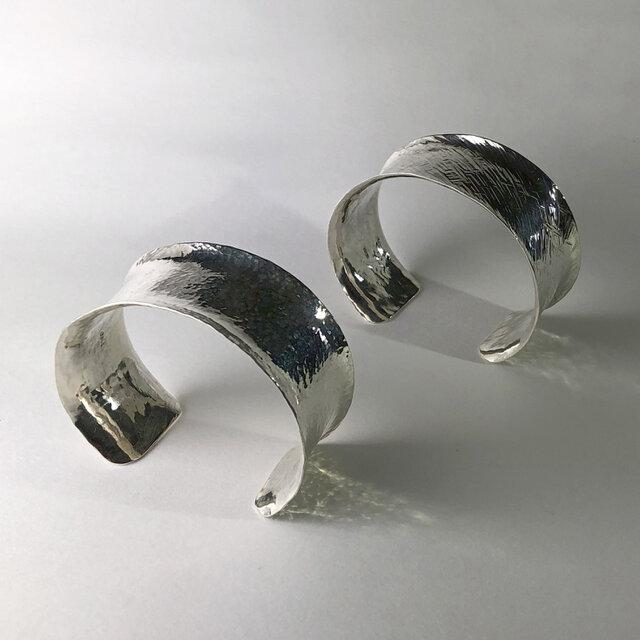 Silver Cuff #2の画像1枚目