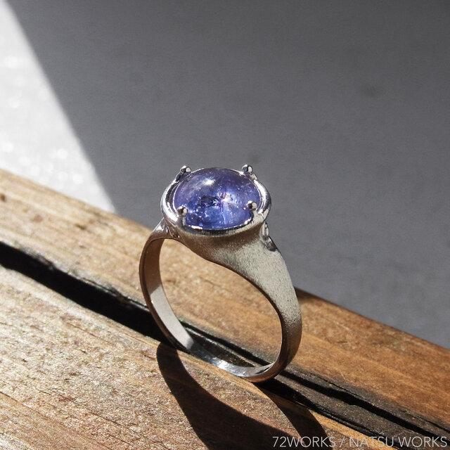 タンザナイト * Tanzanite Ringの画像1枚目