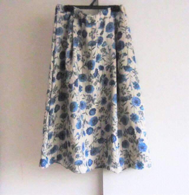 花のスカートの画像1枚目