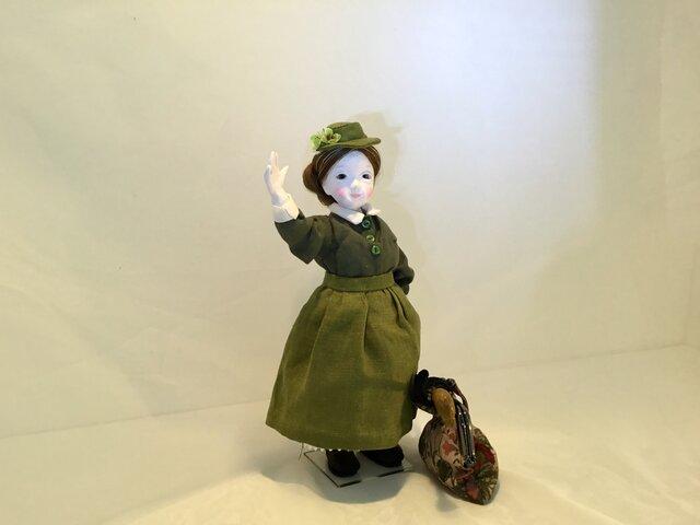 メアリー・ポピンズの鞄  ミドリさんの画像1枚目