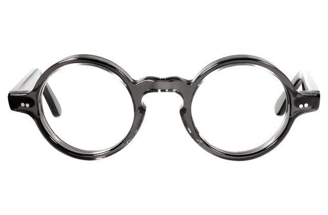 手作りセルロイド眼鏡T-039-SSの画像1枚目